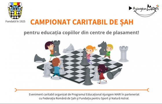 Campionat caritabil de sah editia a II-a ~ 2018