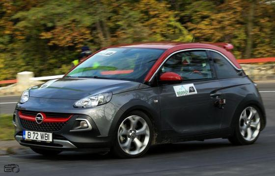 Trofeul Opel, Campionatul National de Viteza in Coasta ~ 2018