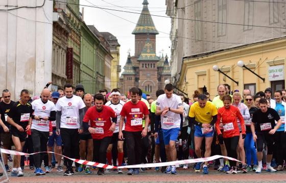 Timisoara City Marathon ~ 2018