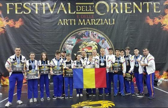 Campionatul Mondial Unificat de Arte Martiale ~ 2018