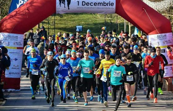 Maratonul 1 Decembrie ~ 2018
