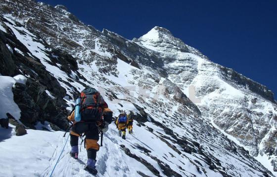 Expeditie in Himalaya pentru Fundatia Copii in dificultate