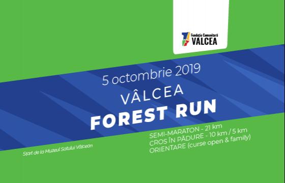 Valcea Forest Run ~ 2019