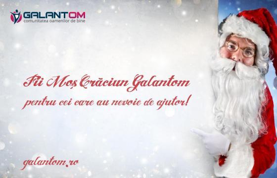 Mos Craciun Galantom ~ 2019