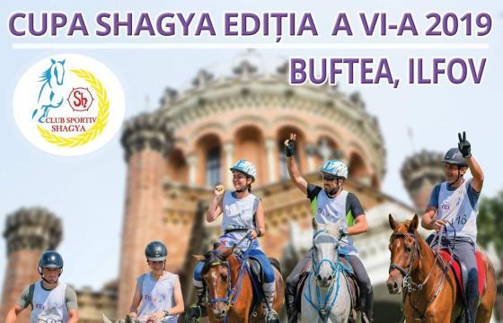 Cupa Shagya - campionat național de anduranță ecvestră ~ 2019