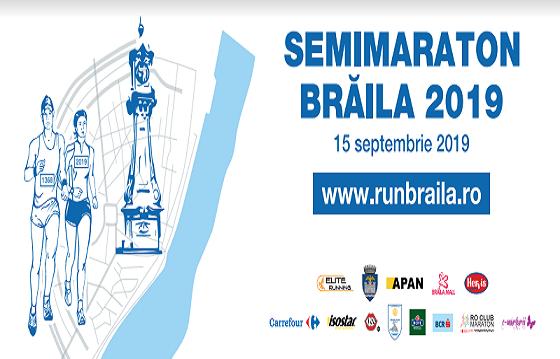 Semimaraton Braila ~ 2019