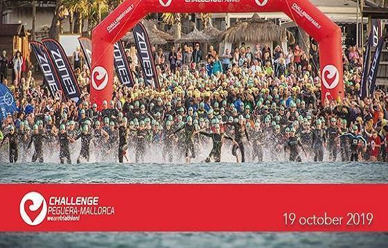 Triathlon Challenge Peguera-Mallorca ~ 2019