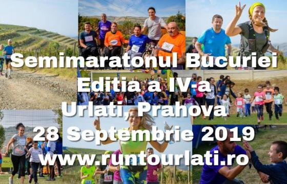 Semimaratonul Bucuriei ~ 2019