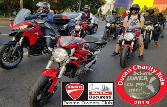 Ducati Charity Ride ~ 2019