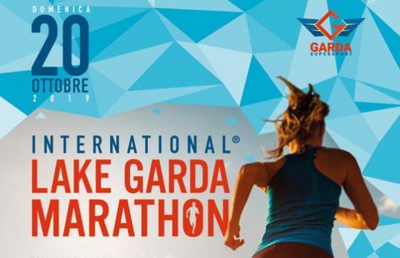 International Lake Garda Marathon (LGM) ~ 2019