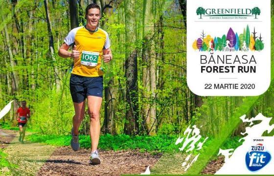 Băneasa Forest Run Editia de Primavara ~ 2020