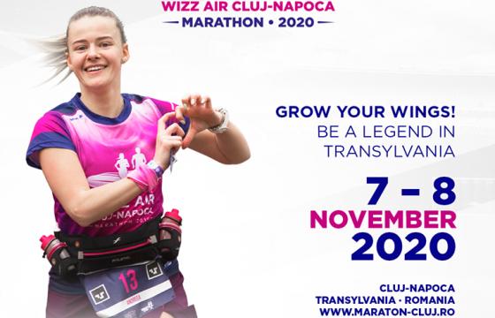 Wizz-Air Cluj Napoca Marathon ~ 2020