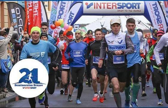 Semimaraton Brasov Intersport ~ 2020