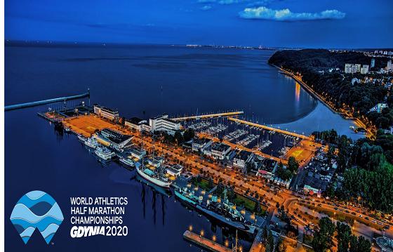 IAAF World Half Marathon Championships Gdynia ~ 2020