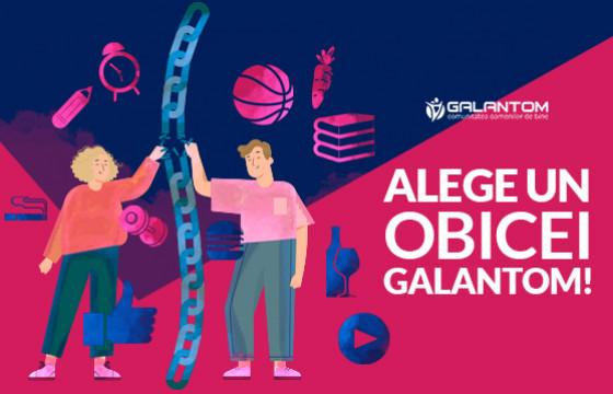 Un obicei Galantom - 30 day Challenge ~ 2021