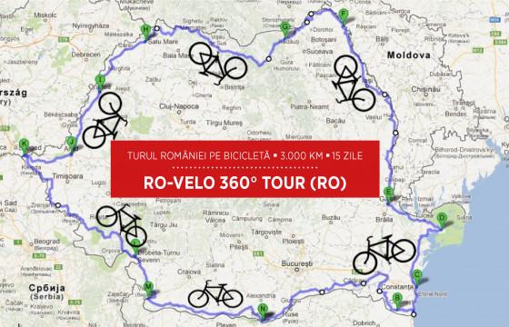RO-VELO 360° TOUR Randonneur