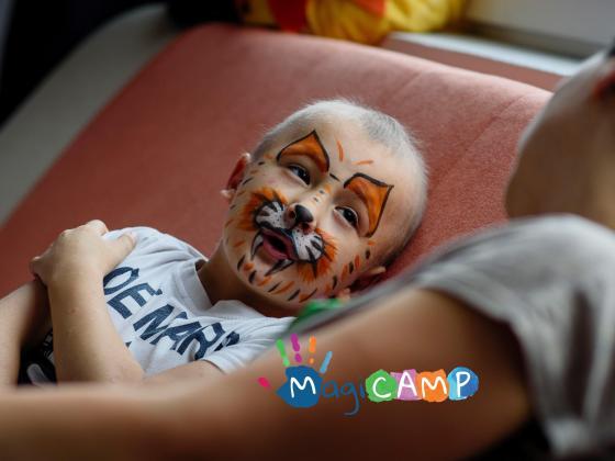 Alerg pentru a aduce bucurie in sufletele copiilor diagnosticati cu cancer si parintilor lor