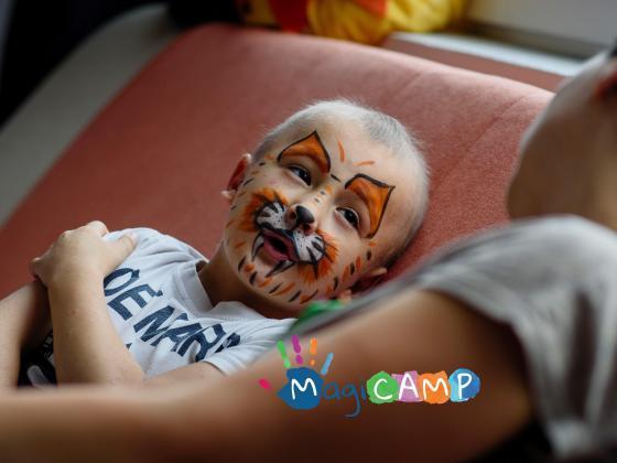 Copiii din MagiCamp NU sunt bolnavi, ci speciali iar eu alerg pentru ei