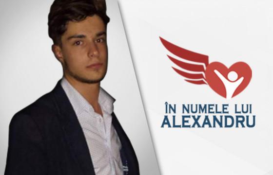 O VIAȚĂ NOUĂ PENTRU MĂRIUCA, În numele lui Alexandru