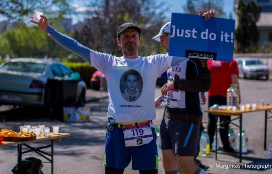 100km run for children