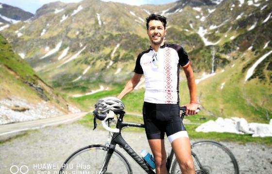 The Transcontinental Race. Donează 2 Euro pentru fiecare kilometru pedalat de Silviu Martin în cursa de-a lungul Europei! Toate fondurile strânse se duc direct către MagiCAMP!