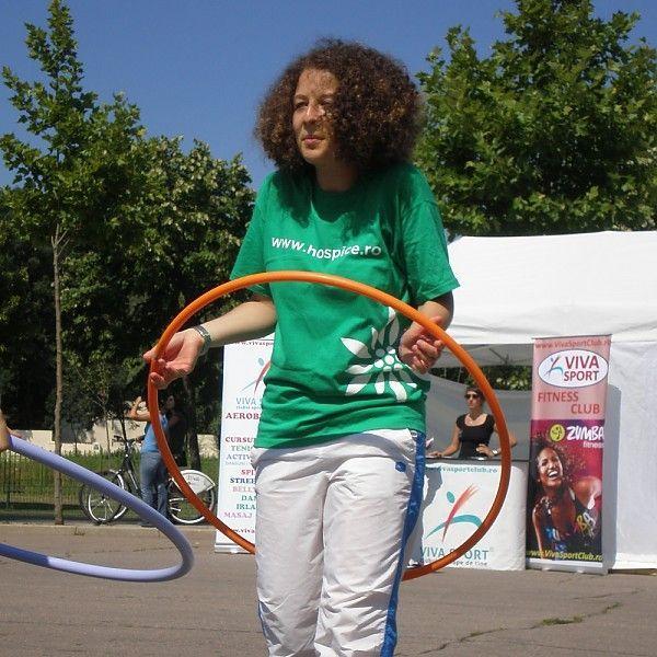 Susțin HOSPICE Casa Speranței la Maratonul Internațional București