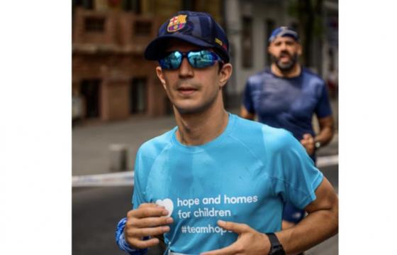 Susține Team Hope la Maratonul București 2018!