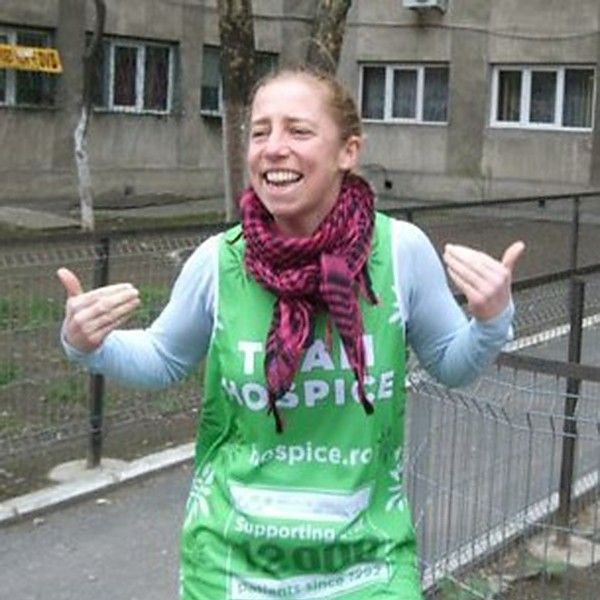 Sponsor me and help open the doors of our Bucharest Hospice as soon as possible.