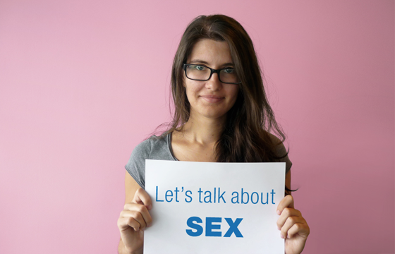 Let's talk about sex, Stork not invited!