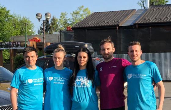 Pe 12 mai alergăm împreună pentru familia Băban