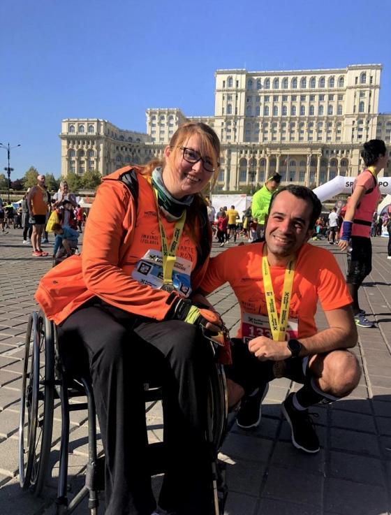 ÎMPREUNĂ oferim ARIPI persoanelor cu dizabilități locomotorii