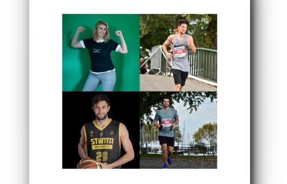 Alergăm alături de Team Hope!