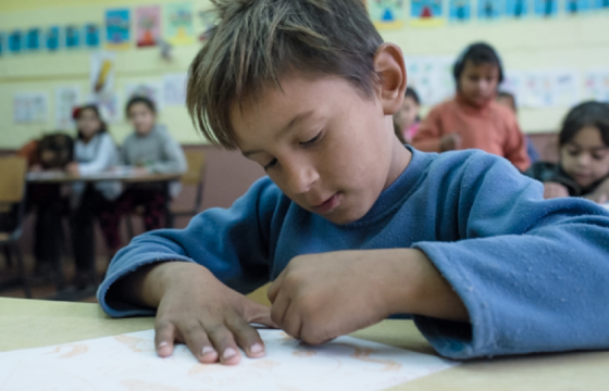 Fiecare copil în grădiniță și școală Ponorâta_rechizite