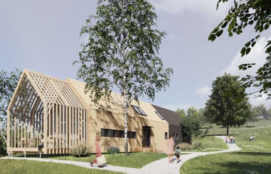 WeWilder - primul campus de colaborare rural-urban din inima naturii