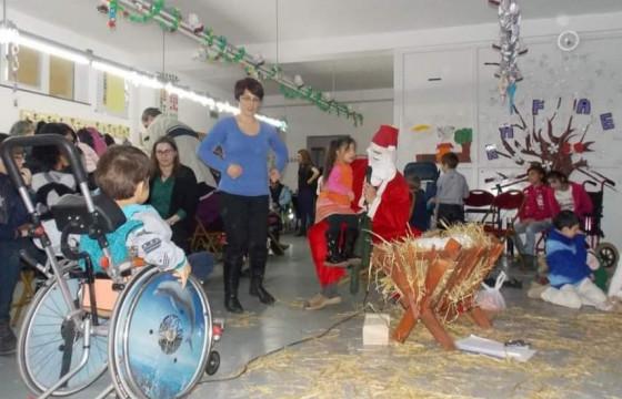 Crăciunul meu, Crăciunul nostru: bucurie pentru copiii și adulții cu dizabilități!