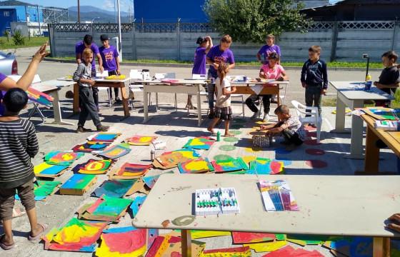 Acces la școală și comunitate pentru copiii din Pirita