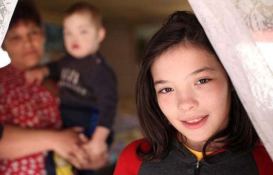 Locul copiilor este în familie, nu în orfelinat