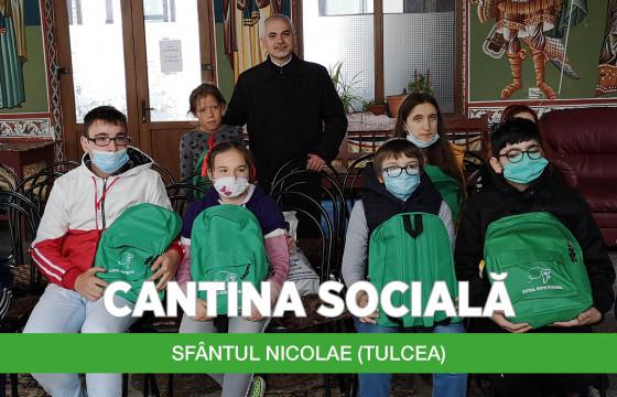 CANTINA SOCIALĂ SF. NICOLAE (TULCEA)