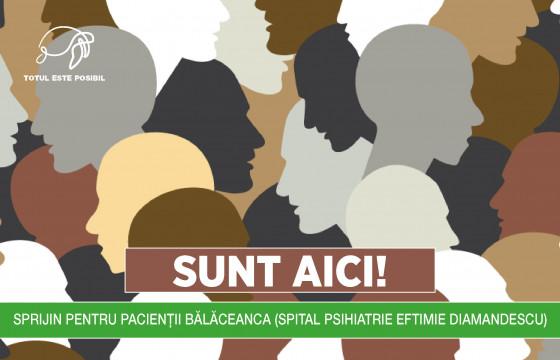 SUNT AICI!