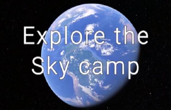 Trimite un copil in tabara de astronomie Explore The Sky