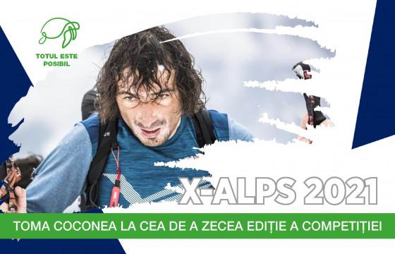 TOMA COCONEA LA X-ALPS 2021
