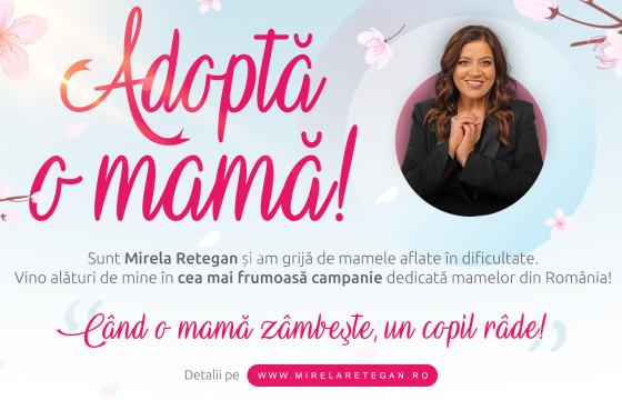 Adoptă o mamă 2021