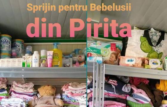 Sprijin pentru Bebelusii din Pirita