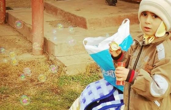 Impreuna pentru copiii din Drajna Noua,Calarasi