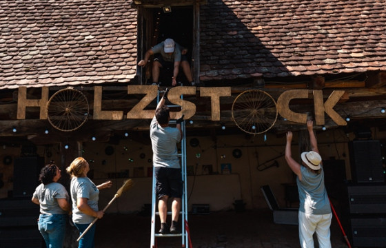 Holzstock saves the roof 2021