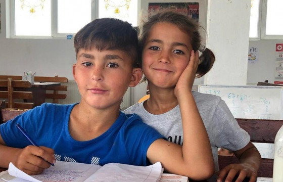 A chance to education for children from disadvantaged families
