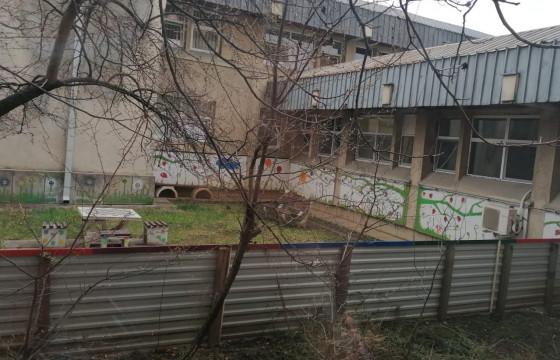 Loc de joacă magic la Spitalul de Copii din Brașov