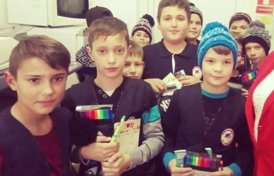 Alege sa fii alături de cei 72 copii din clasele 1-4 ,Comuna Belciugatele ,Jud Călărași, pentru  un nou an școlar!