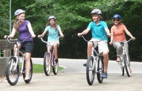 O bicicleta pentru fiecare copil
