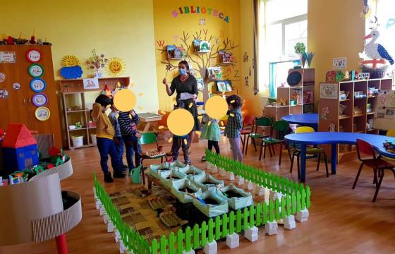 Spatiu de joaca pentru copiii din Șăulia @ Run for Happiness ~ 2021